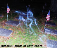 Ghost Tours in Historic Bethlehem, PA
