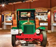 Mack Trucks Museum in Allentown, PA