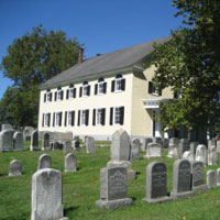 The 1772 Southampton Old School Meetinghouse and Cemetery survive as reminders of the history and heritage of this region.  The Meetinghouse has remained virtually unchanged since the 1850's and has been placed on the National Register of Historic Places.  A stroll through the cemetery reveals a virtual