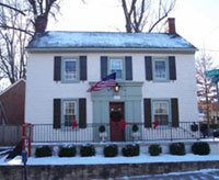 The Museum houses many artifacts related to the Civil War on subjects dealing with Doylestown, the 104th Pa. Volunteer Infantry Regiment, as well as the War in general. The articles on display are on permanent or temporary loan from area collectors and history enthusiasts. Donations are always accepted.