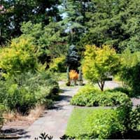 The Ambler Arboretum of Temple University is an historic public garden within a respected institution of higher education. Its mission is to serve as a living laboratory that promotes love and knowledge of horticulture, understanding of the relationship between people and the environment, and awareness of both the need for and means to achieve greater environmental responsibility.