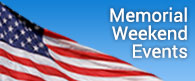 Memorial Weekend Events in Bucks County and surrounding areas