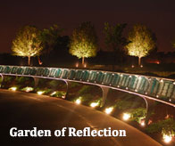 Garden of Reflection 911 Memorial