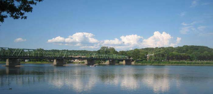 Visit the Delaware River Towns in Bucks County, PA