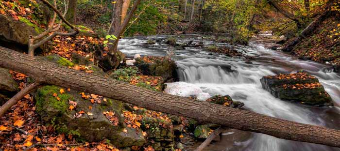 fall is a wonderful time to enjoy shopping, dining, and the wonderful sights in Bucks County, PA