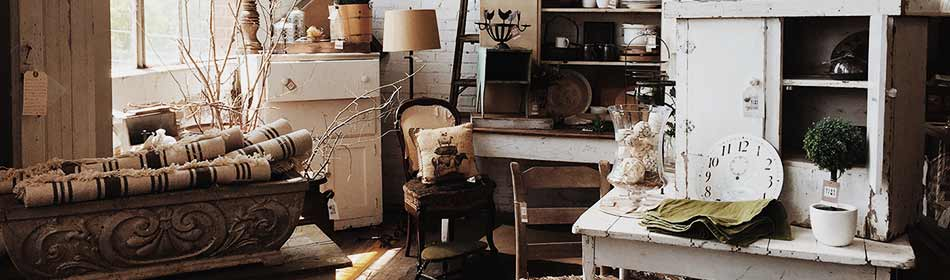 Antique Stores, Vintage Goods in the Bucks County, PA area