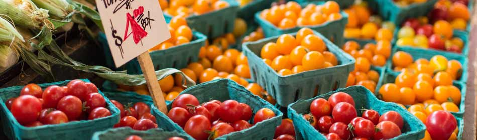 Farmers Markets, Farm Fresh Produce, Baked Goods, Honey in the Bucks County, PA area