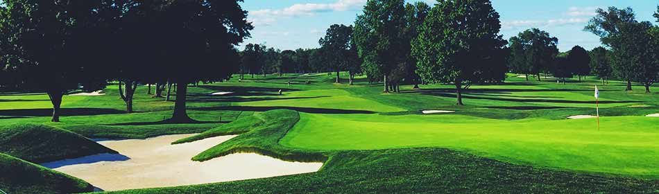 Country Clubs and Golf Courses in the Montgomery County, PA area
