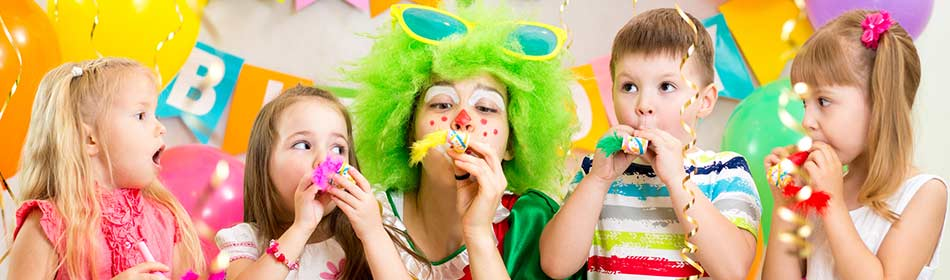 Party entertainment for children in the Lehigh Valley, PA area