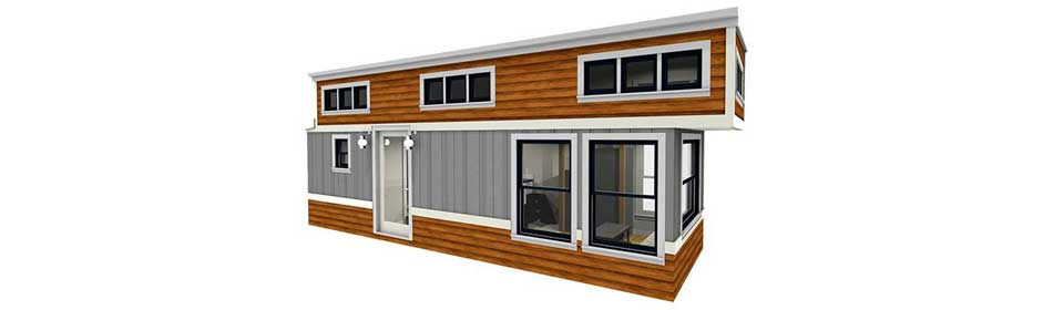 Minimus Tiny House Project - Delaware Valley University Campus in the Lehigh Valley, PA area