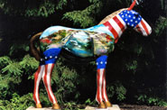 The American Mule<br>now known as