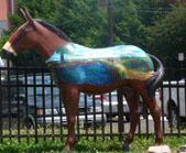Reflective Mule
