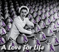 A Love For Life, a non-profit organization in Newtown, PA raising funds for pancreatic research