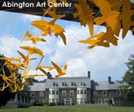 Local attractions, Sculpture Park at the Abington Art Center