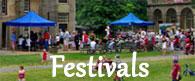 Festivals, community fairs, & Carnivals