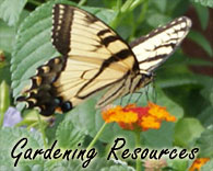 Gardening Resources in Bucks County, Montgomery County, and Hunterdon County