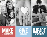 Giving Tuesday in Bucks and Montgomery Counties