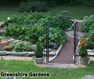 Local attractions, Greenshire Gardens in Quakertown, PA