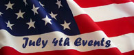July 4th Events in Bucks County, Montgomery County & Hunterdon County