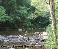 Local attractions, Ken Lockwood Gorge in Lebanon Township, NJ