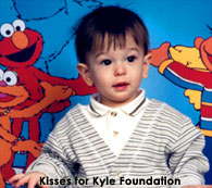 The Kisses for Kyle Foundation serving families coping with childhood cancers in the Delaware Valley