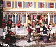 Local holiday attractions,Byers' Choice