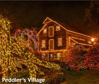 Local holiday attractions, Peddler's Vilage