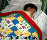 Local Volunteer Opportunities - Quilts for Kids