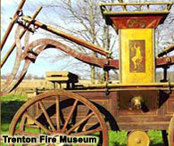 Local attractions, Trenton Fire Museum