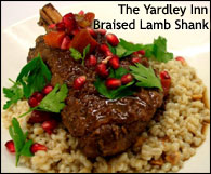 Braising meats, culinary technique by Eben Copple of The Yardley Inn