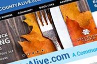 Event Advertising on BucksCountyAlive.com