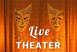 Live Theater in Bucks County, Montgomery County, Hunterdon County & the Lehigh Valley